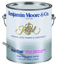 Купить Bejamin Moore Interior Latex Primer 216 Regal®