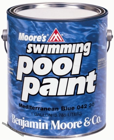 "Swimming Pool Paint 042 ""Moore's®"