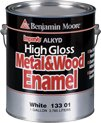 "Купить Benjamin Moore Alkyd High Gloss Metal & Wood Enamel 133 ""Impervo®"