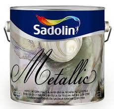 SADOLIN METALLIC SILK