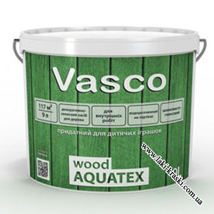 "Vasco Wood AQUATEX ""Васко Вуд Акватекс"""